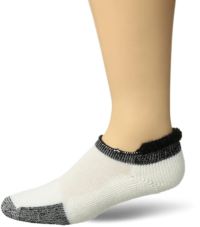 thorlos Men's T Tennis Thick Padded Roll Top Socks