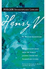Henry V (Folger Shakespeare Library) Kindle Edition
