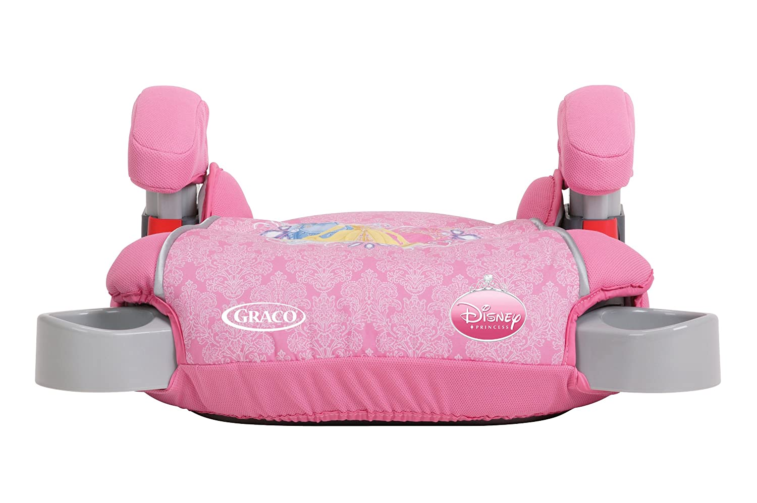 Amazon.com : Graco Backless TurboBooster Booster Seat - Flint ...