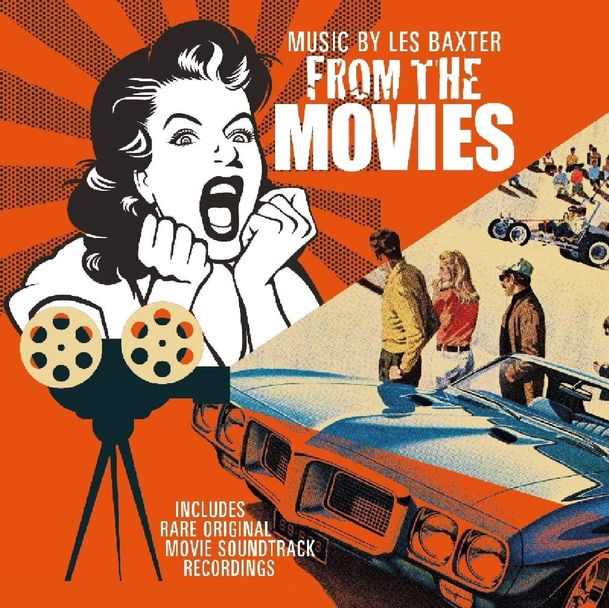 From The Movies: les Baxter: Amazon.es: Música