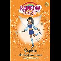 Sophie the Sapphire Fairy: The Jewel Fairies Book 6 (Rainbow Magic)