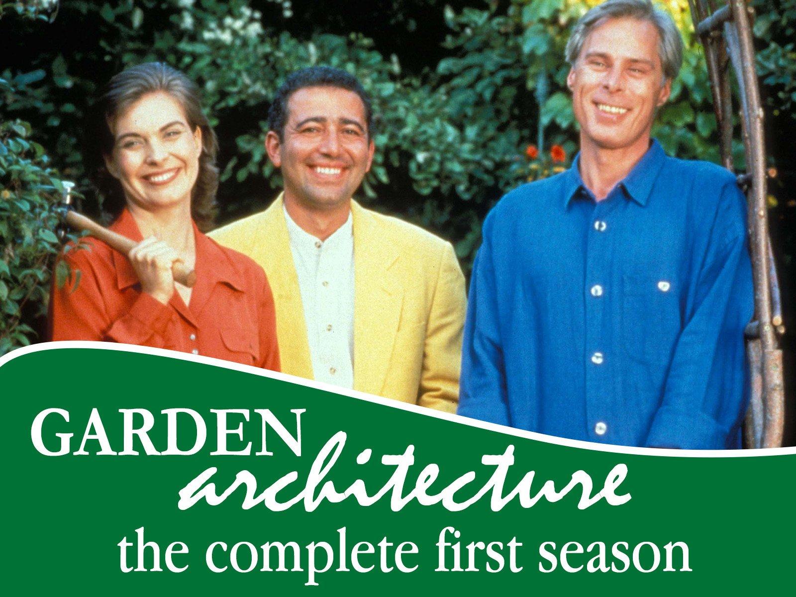 Garden Architecture on Amazon Prime Video UK