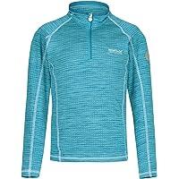 Regatta Berley Quick Dry Performance Wicking Zip Neck Fleece Camisetas/Polos/Camisetas Bebé-Niños