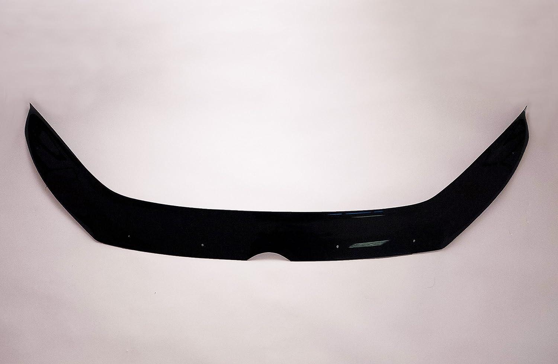 10-15 Van Demon Tailored Black Bonnet Deflector Acylic Hood Stone Bug Protector Guard for VW Caddy