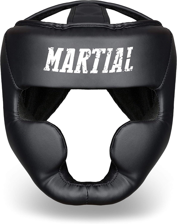casco boxeo marca martial