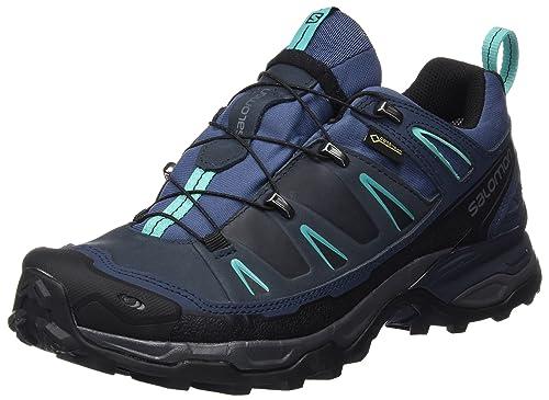 Salomon X Ultra LTR GTX W, Zapatillas de Senderismo para Mujer: Amazon.es: Zapatos y complementos