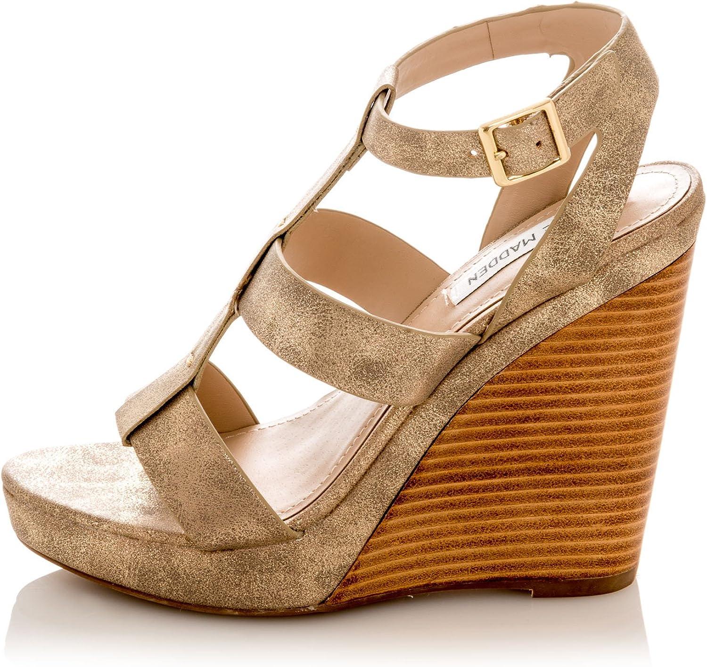Steve Madden Women's Iris Wedge Sandal