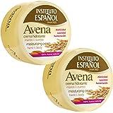 Instituto Espanol  Avena Daily Moisturizing Hand & Body Cream 6.8 oz (Pack of 2)