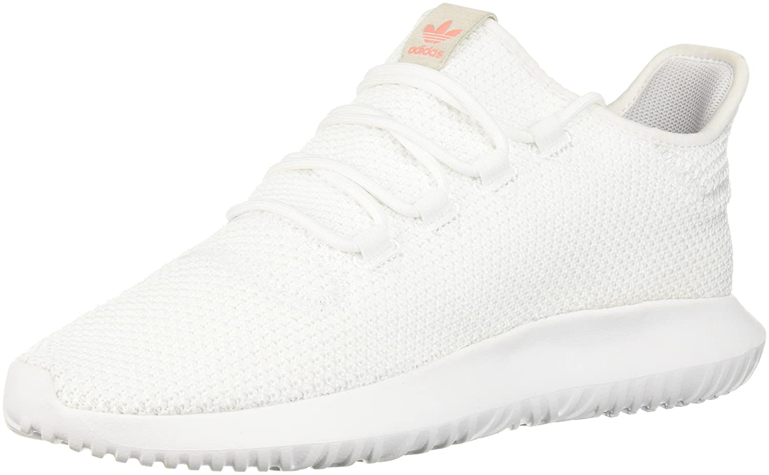 adidas Originals Women's Tubular Shadow W Fashion Sneaker B071S6L7M9 9 B(M) US|White/White/Core Black