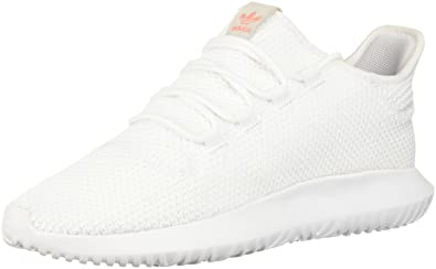detailed look 91b66 a2d42 adidas Originals Women's Tubular Shadow Shoe, Footwear White ...