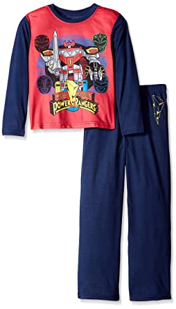 Amazon.com  INTIMO Boys  Power Rangers Red Coat Front  Clothing fb7f440af