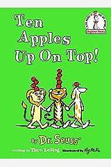 Ten Apples Up On Top! Hardcover