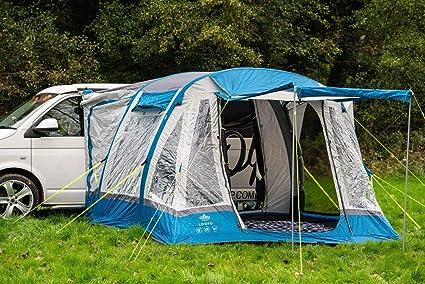 OLPRO Loopo Breeze XL Toldo para Campervan Azul Gris: Amazon.es ...