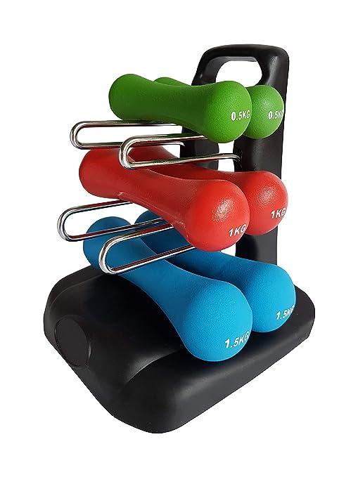 Cuerpo revolución 6 kg neopreno juego de vinilo con portátil ...