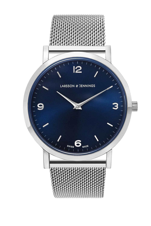 Larsson & Jennings Unisex-Armbanduhr LGN38-CM-H-Q-P-SN-O