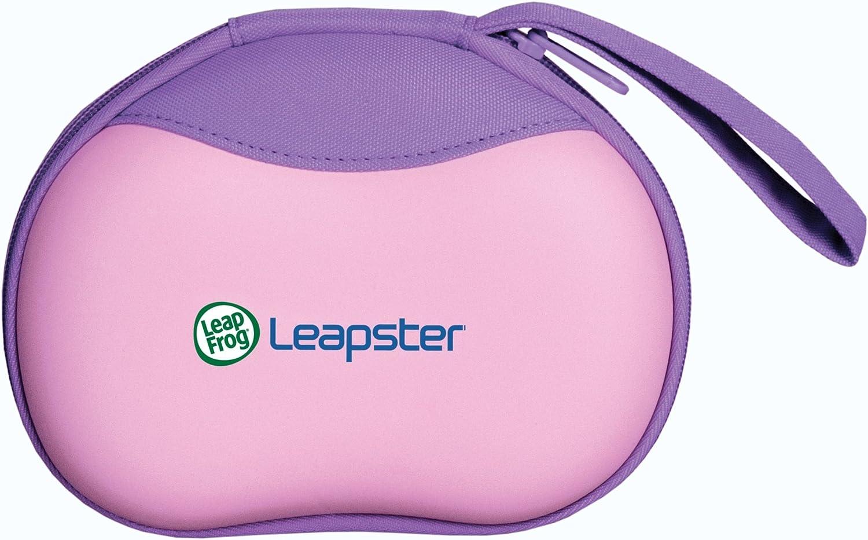 B002743856 LeapFrog Leapster Carrying Case, Pink 81HcayoJ3nS