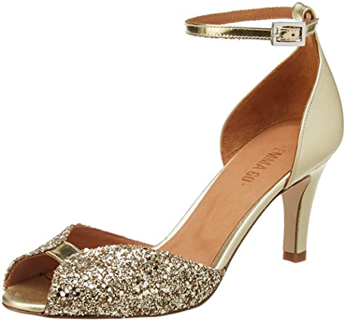 Go Glitter da Jolene Scarpe Donna Champagne Or Soft amp  Sposa Emma  axqHwdU4H 15d490965fa4