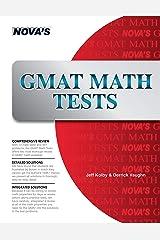 GMAT Math Tests: Thirteen Full-length GMAT Math Tests! Kindle Edition