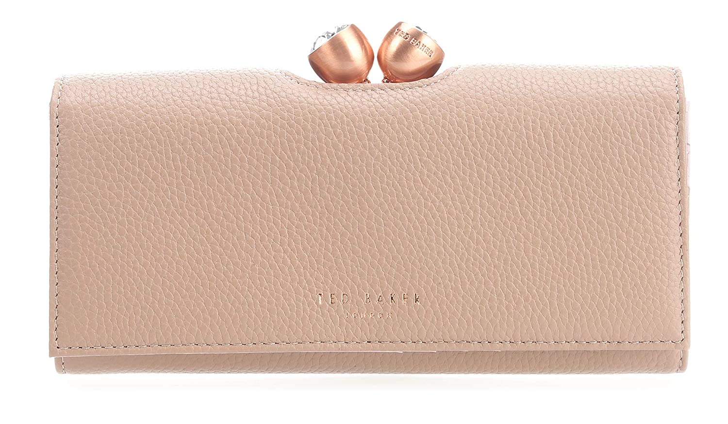 dd8000952c Ted Baker Muscovy Wallet Taupe: Amazon.co.uk: Luggage