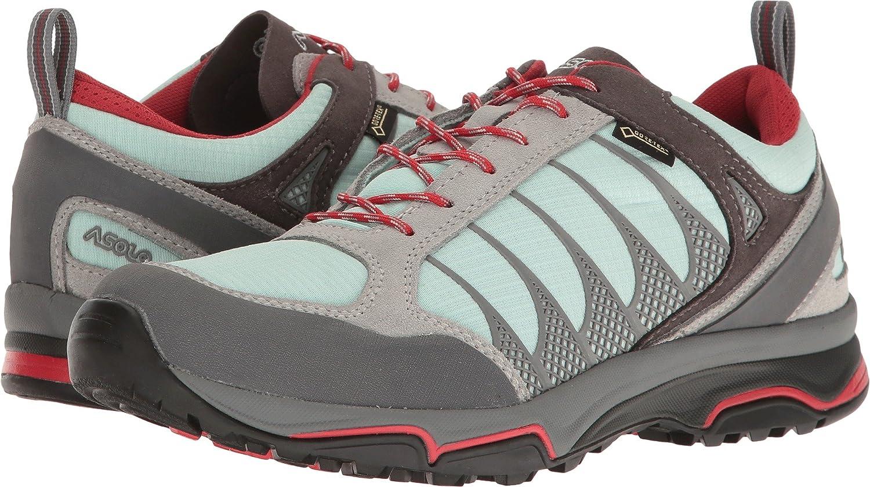 Asolo Women's Blade GV Hiking Shoes B01IAONX2O 7.5 B(M) US|Argento/Pool Side