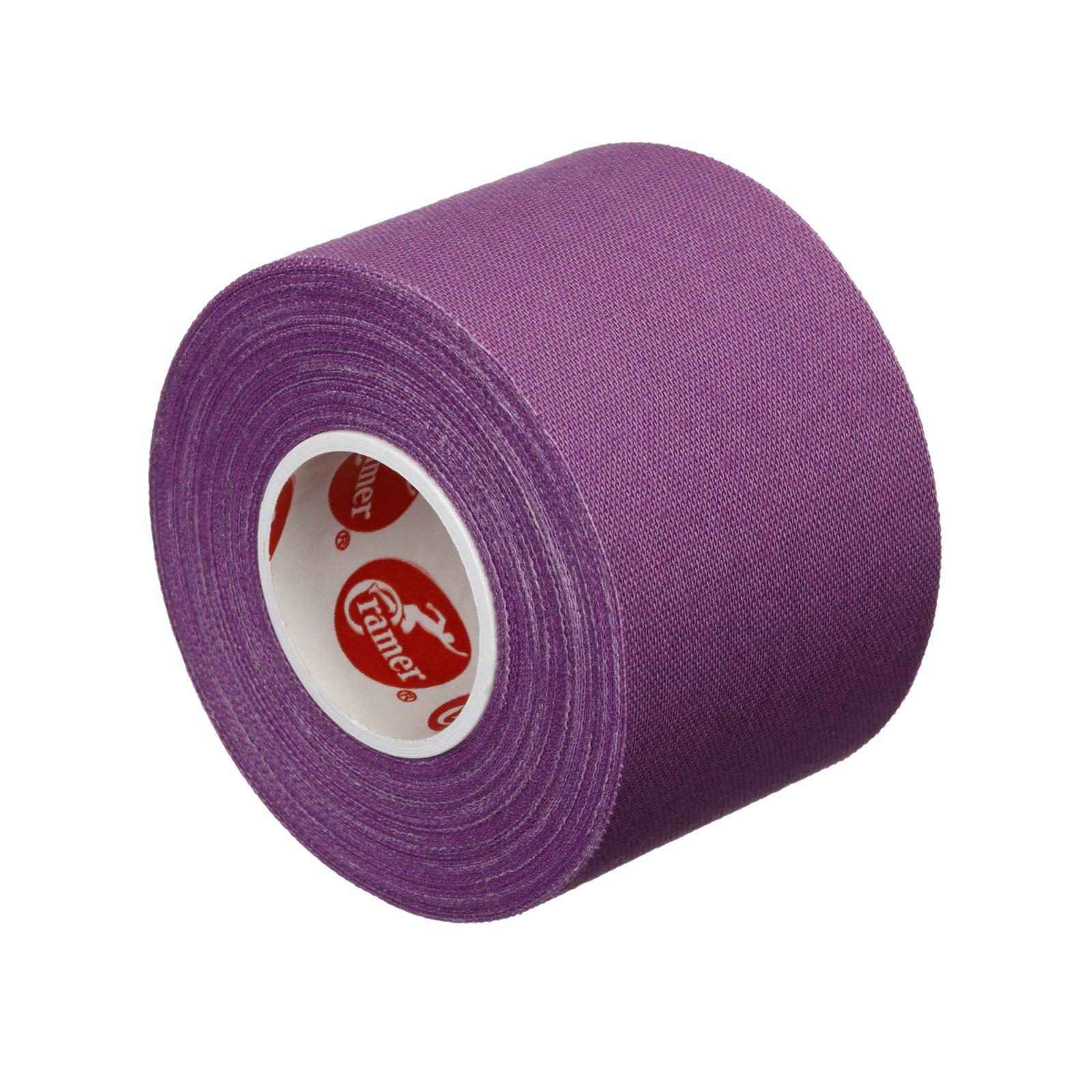 Cramer Athletic Tape, Purple, 1 1/2'' X 10 yd