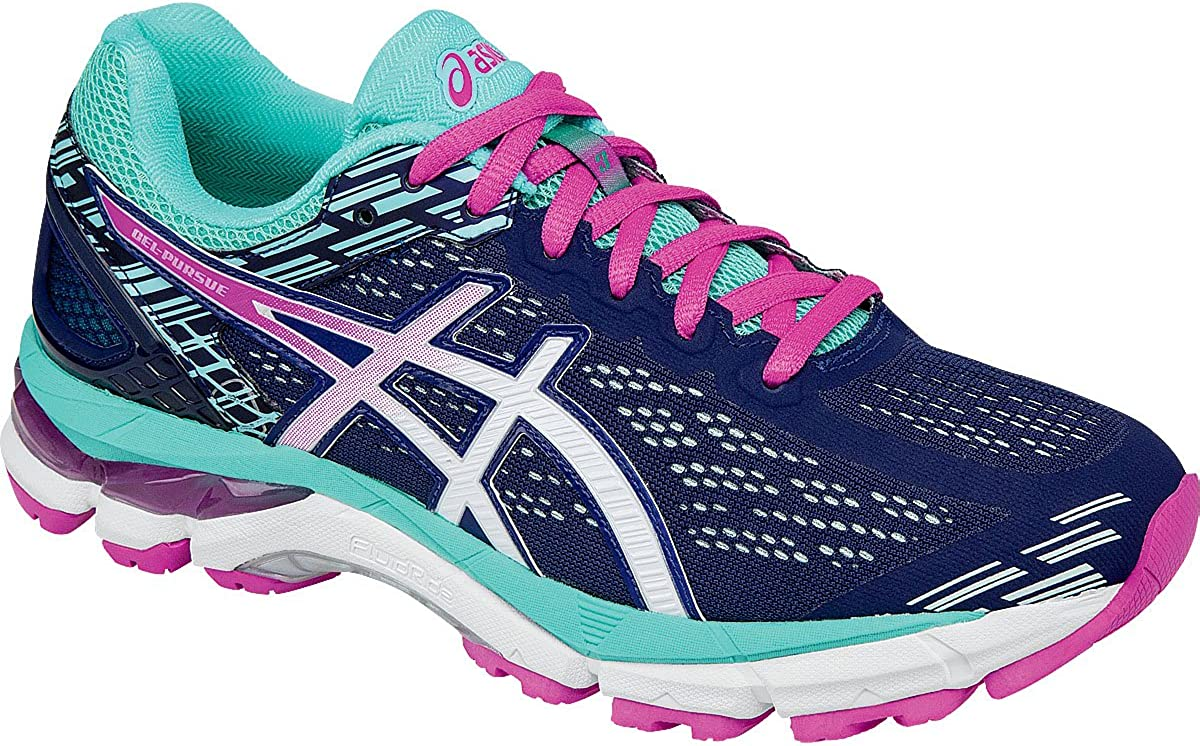 ASICS Womens Gel-Pursue 3 Running Athletic Shoes,