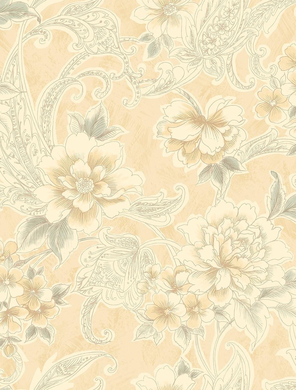 Gold Wallpaper Floral Damask Wallpaper Gold Floral Wallpaper Rose