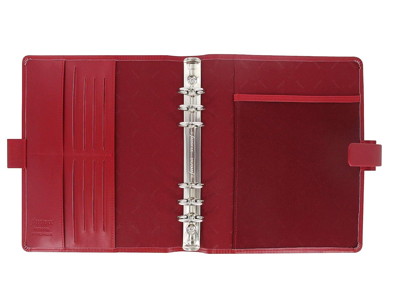 Filofax Metropol Red A5 Organizer - FF-026972