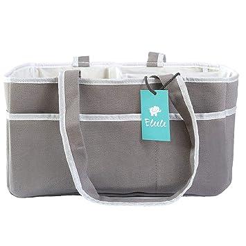 Amazon.com: Eleele - Organizador de pañales para bebé ...