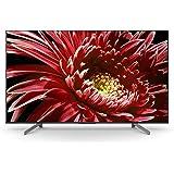 تلفزيون سوني 65 بوصة 4 كيه الترا اتش دي اتش دي ار اندرويد -KD-65X8500G، لون أسود (2019)