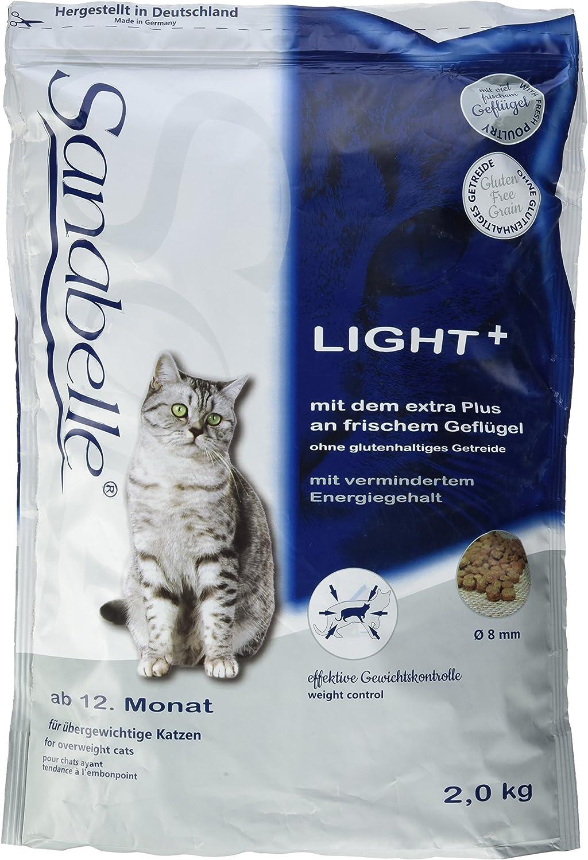 Sanabelle Light Comida para Gatos - 2000 gr: Amazon.es: Productos para mascotas