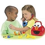 Fisher-Price Sesame Street Elmo Giggle Medical Kit