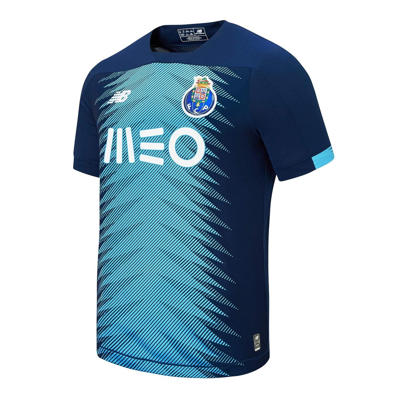 buy online e911d a8f1c New Balance 2019-2020 FC Porto Third Football Soccer T-Shirt Jersey