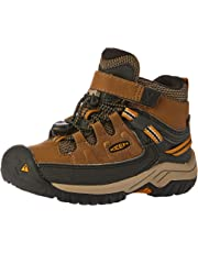Keen Shoes Boys' Targhee Mid WP Kid's Boots
