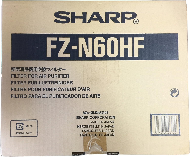 Filtro de repuesto fz-n60hf Sharp purificador de aire (importación ...