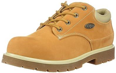 11ffbb8bd629 Lugz Men s Drifter Lo Lx Golden Wheat Cream Gum Shoe  Amazon.co.uk ...