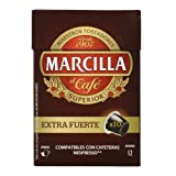 Marcilla Extra Fuerte Cápsulas De Café - 10 Unidades