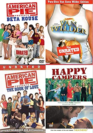 c0135175c Amazon.com: Happy Summer College Comedies - American Pie Beta House ...