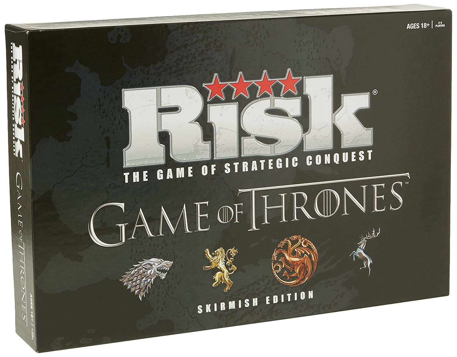 Winning Moves- Game of Thrones Gioco in Scatola, 024518