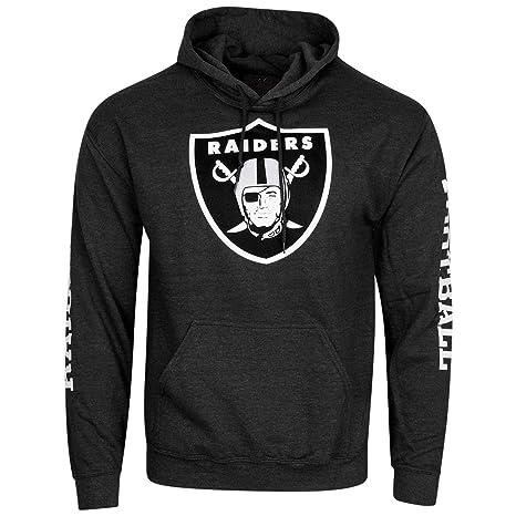 NFL Oakland Raiders Football Sudadera con Capucha Sudadera con Capucha  suéter para Solid Enough 70b172e7bab