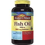 Nature Made 天维美 欧米伽3深海鱼油软胶囊 320粒