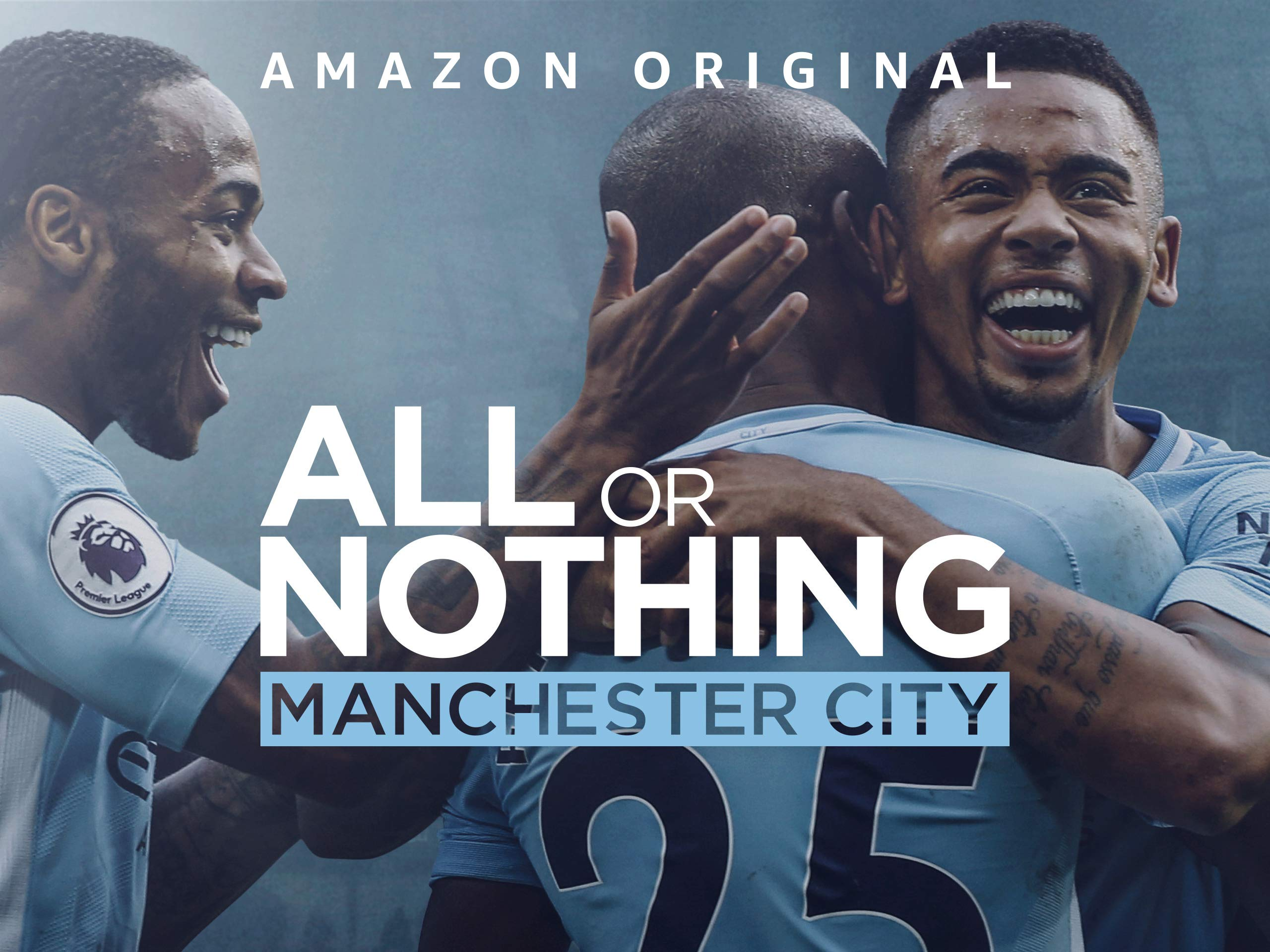 منچستر سیتی: همه یا هیچ (مستند)