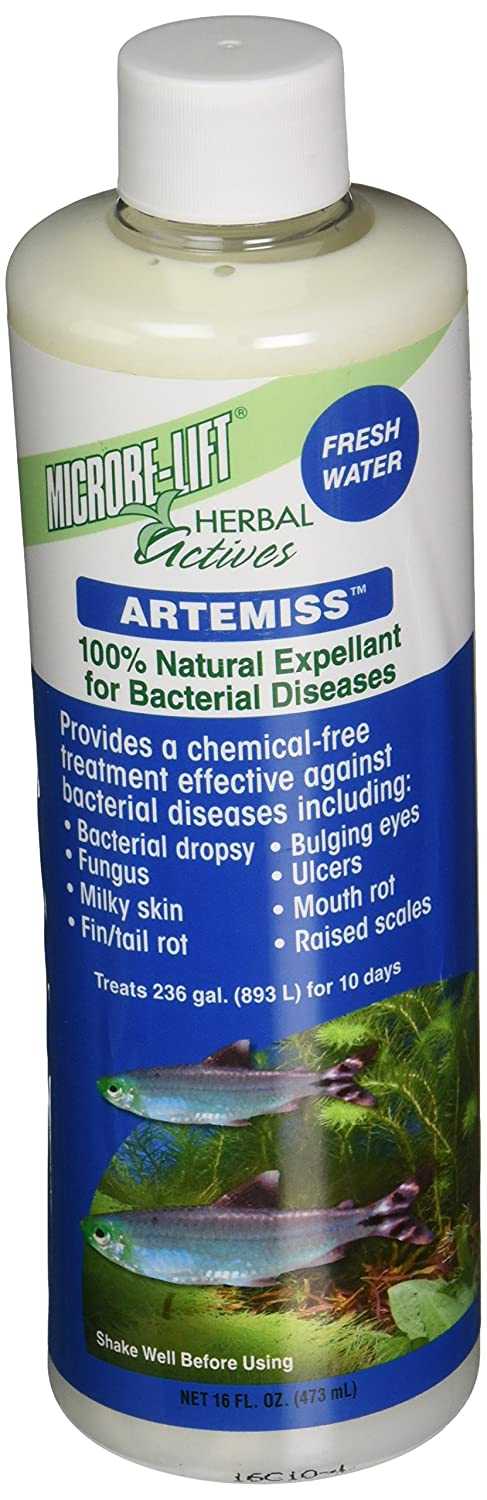 Ecological Labs AEL20902 Microbe Lift Artemiss Fresh Water Conditioners for Aquarium, 16-Ounce