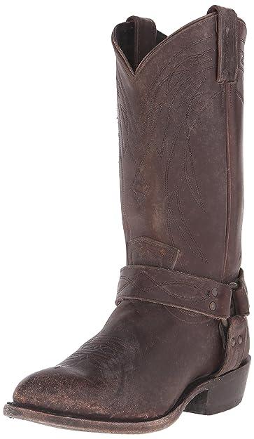 FRYE Women's Billy Harness-SMSTO Western Boot, Espresso, ...
