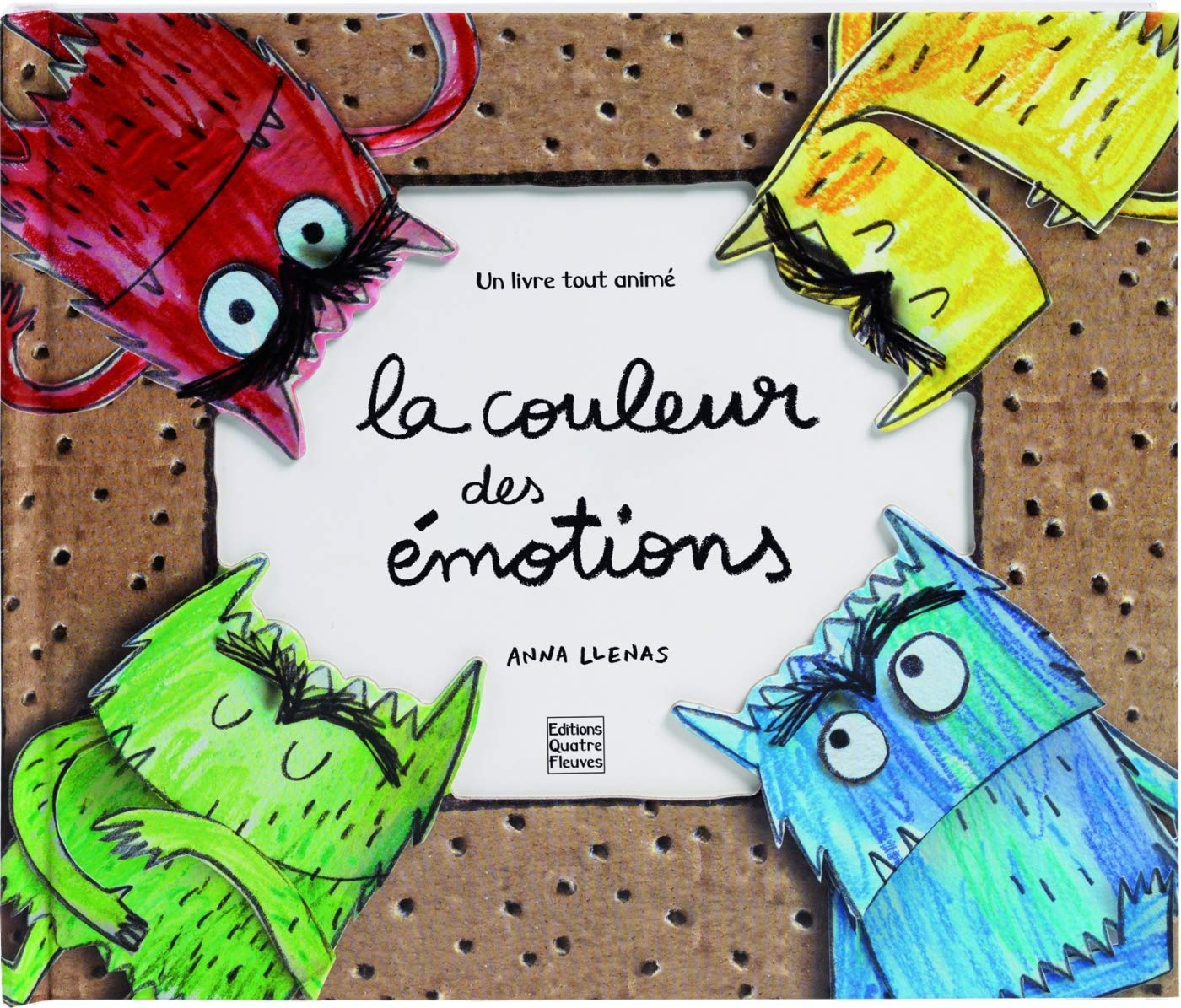 La Couleur Des Emotions Amazon Ca Books