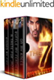 The Seven Box Set: Four paranormal tales of passion, danger and love