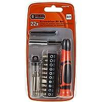 Tactix Ttx-545199 Precision 22 Piece Screwdriver Bit Set