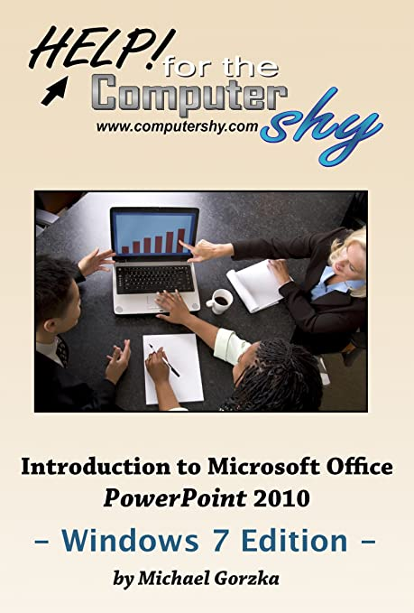 Amazon com: Introduction to Microsoft Office PowerPoint 2010