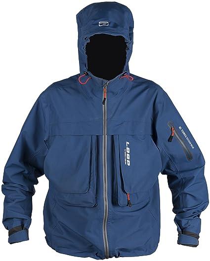 3c1d506fe Amazon.com   Loop - Lainio Wading Jacket - Men s   Sports   Outdoors