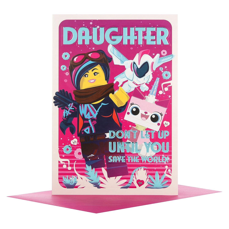 Hallmark - Tarjeta de felicitación de cumpleaños para hija ...